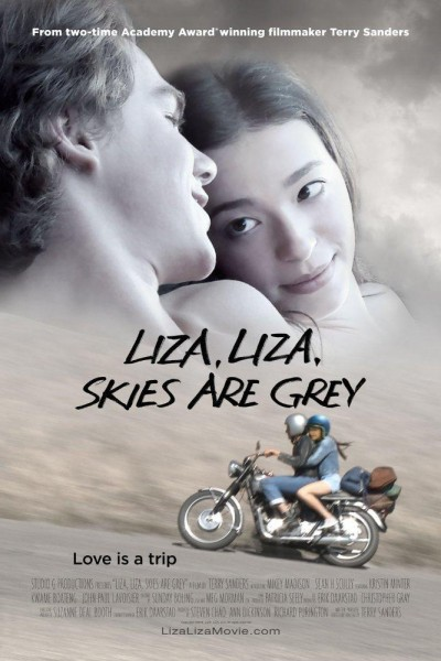 Caratula, cartel, poster o portada de Liza, Liza, Skies Are Grey