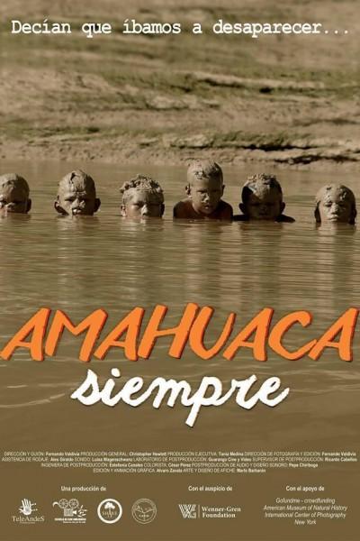 Caratula, cartel, poster o portada de Amahuaca siempre