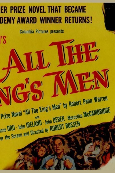 Caratula, cartel, poster o portada de All the King\'s Men