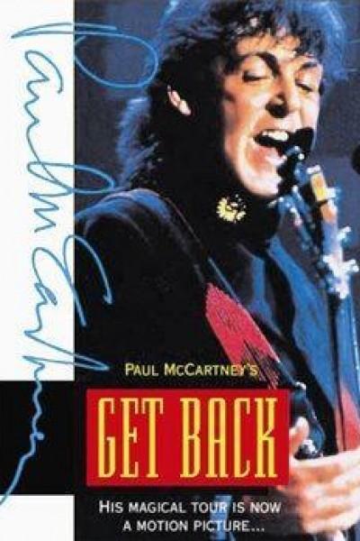 Caratula, cartel, poster o portada de Get Back