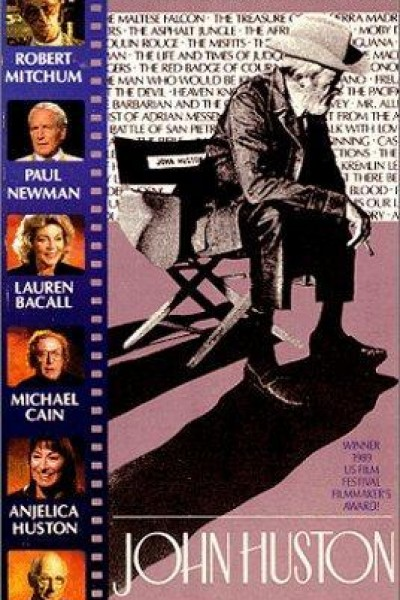 Caratula, cartel, poster o portada de John Huston: The Man, the Movies, the Maverick