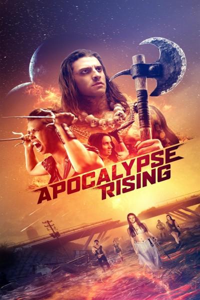 Caratula, cartel, poster o portada de Apocalypse Rising