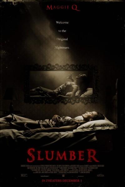 Caratula, cartel, poster o portada de Slumber