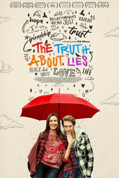 Caratula, cartel, poster o portada de The Truth About Lies