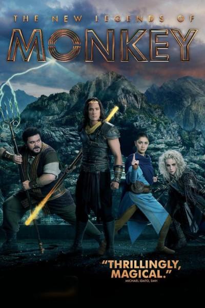 Caratula, cartel, poster o portada de Las nuevas leyendas de Mono