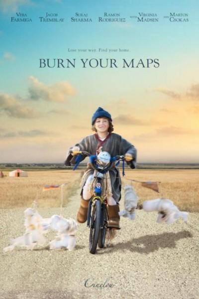 Caratula, cartel, poster o portada de Burn Your Maps
