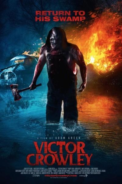 Caratula, cartel, poster o portada de Victor Crowley