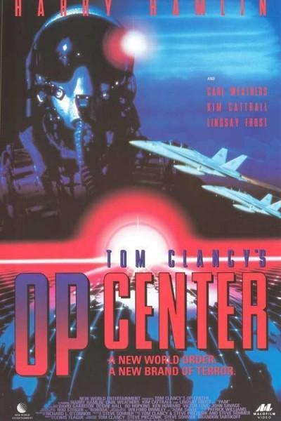 Caratula, cartel, poster o portada de OP Center: Código nuclear