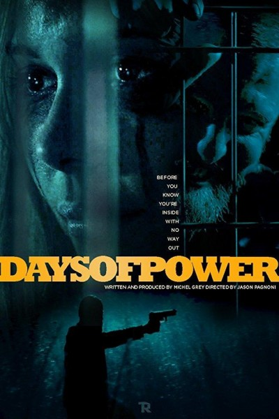 Caratula, cartel, poster o portada de Days of Power