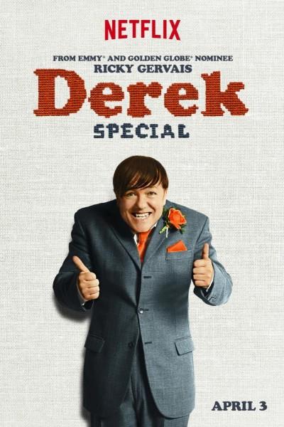 Caratula, cartel, poster o portada de Derek: The Special