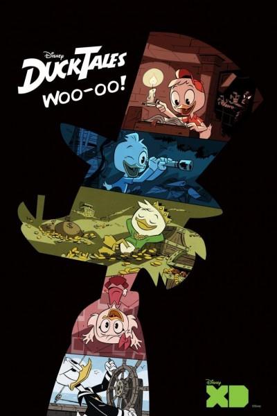 Caratula, cartel, poster o portada de Patoaventuras: Woo-oo!