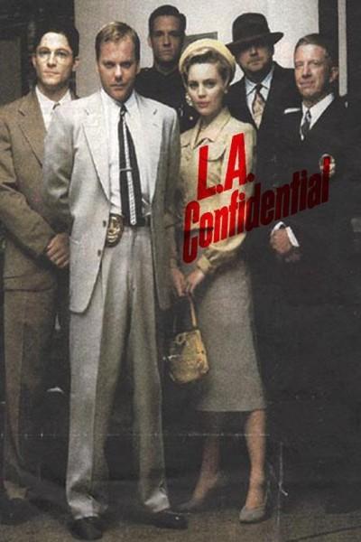Caratula, cartel, poster o portada de L.A. Confidential