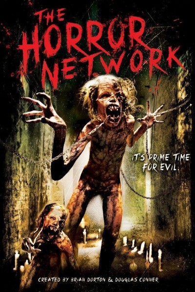 Caratula, cartel, poster o portada de The Horror Network Vol. 1