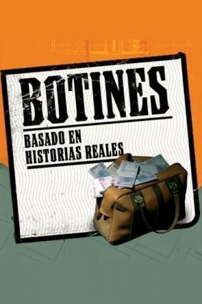 Caratula, cartel, poster o portada de Botines