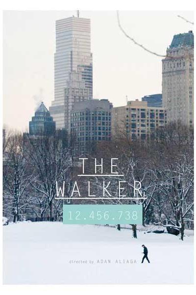 Caratula, cartel, poster o portada de The Walker