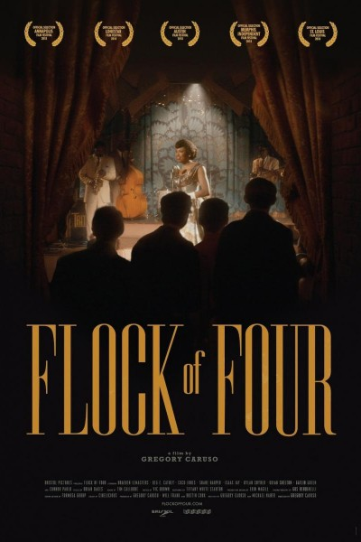 Caratula, cartel, poster o portada de Flock of Four