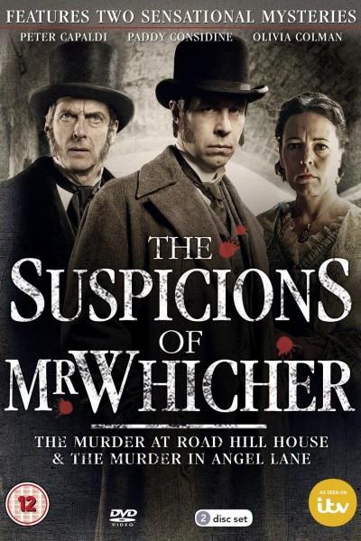 Caratula, cartel, poster o portada de The Suspicions of Mr Whicher: The Murder in Angel Lane
