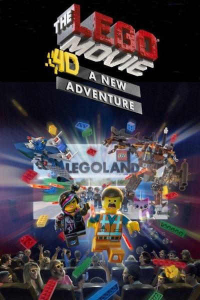 Caratula, cartel, poster o portada de The LEGO Movie 4D: A New Adventure