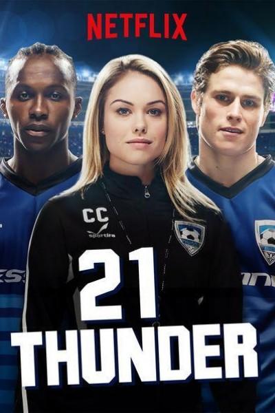 Caratula, cartel, poster o portada de 21 Thunder