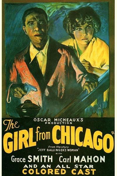 Caratula, cartel, poster o portada de The Girl from Chicago