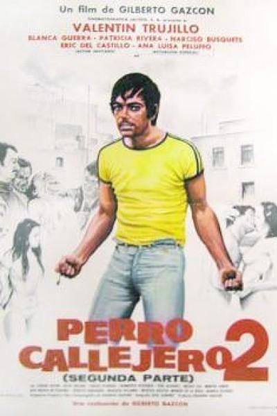 Caratula, cartel, poster o portada de Perro callejero II