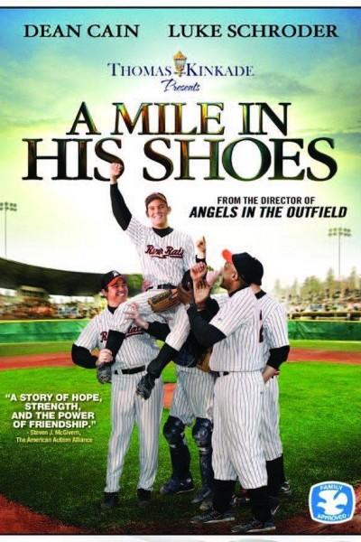 Caratula, cartel, poster o portada de A Mile in His Shoes