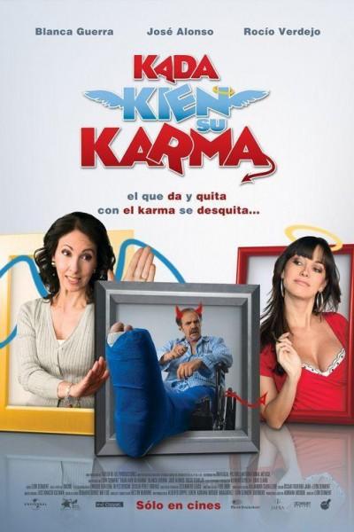 Caratula, cartel, poster o portada de Kada kien su karma