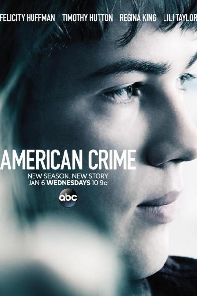 Caratula, cartel, poster o portada de American Crime 2