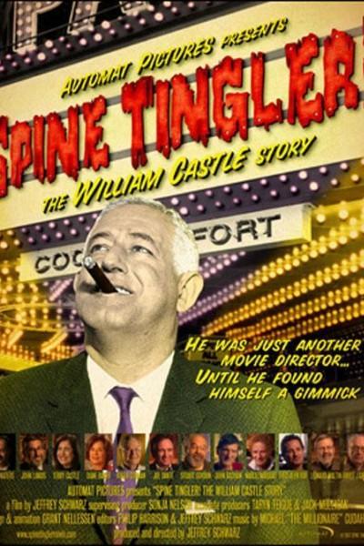 Caratula, cartel, poster o portada de Spine Tingler! The William Castle Story
