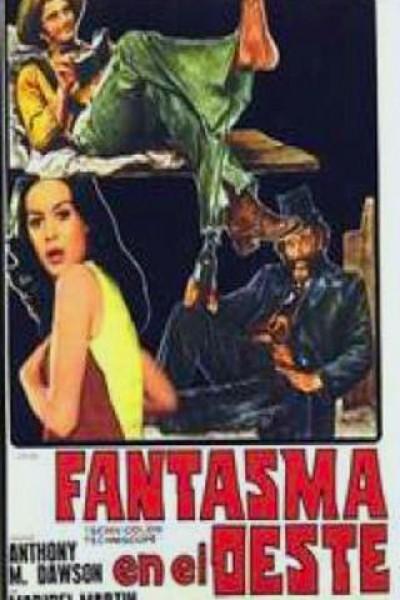 Caratula, cartel, poster o portada de Fantasma en el Oeste