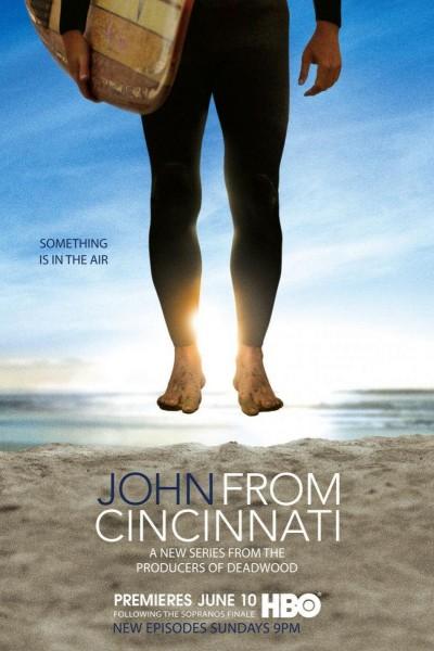 Caratula, cartel, poster o portada de John from Cincinnati