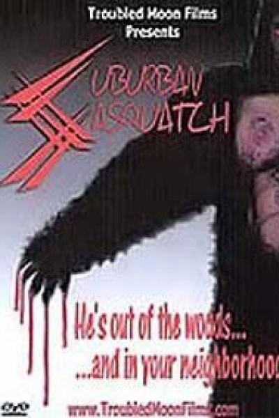 Caratula, cartel, poster o portada de Suburban Sasquatch
