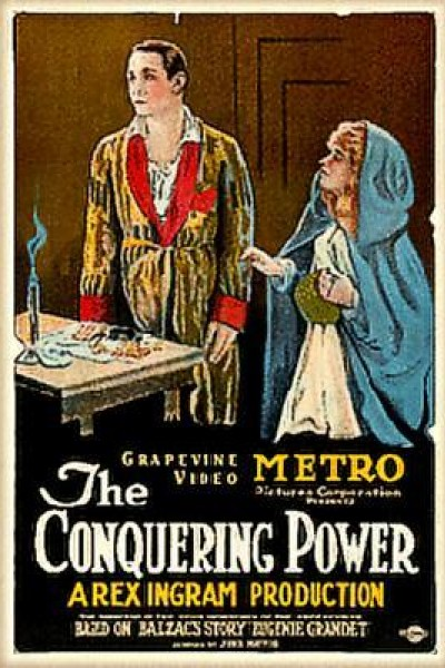 Caratula, cartel, poster o portada de Eugenia Grandet