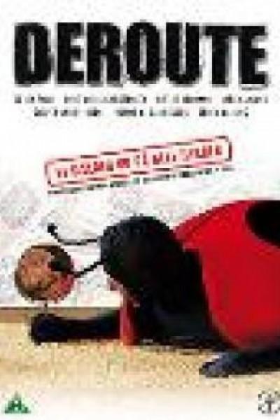 Caratula, cartel, poster o portada de Deroute