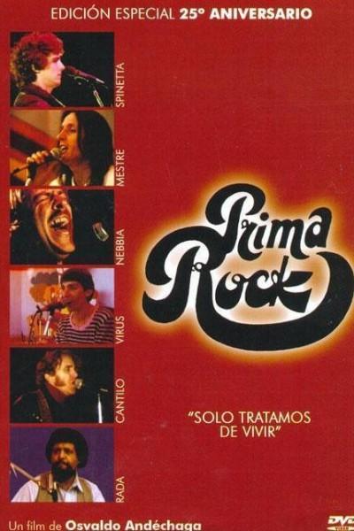 Caratula, cartel, poster o portada de Prima Rock