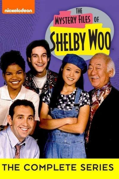 Caratula, cartel, poster o portada de Los misterios de Shelby Woo