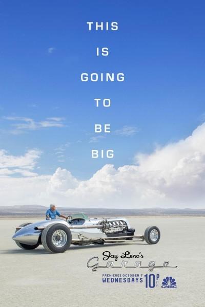 Caratula, cartel, poster o portada de Jay Leno\'s Garage