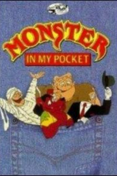 Caratula, cartel, poster o portada de Monster in My Pocket: The Big Scream
