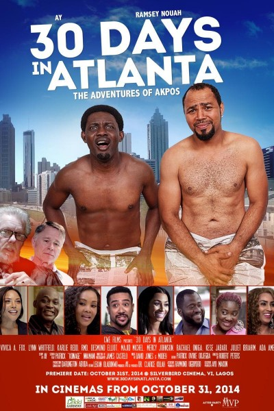 Caratula, cartel, poster o portada de 30 Days in Atlanta