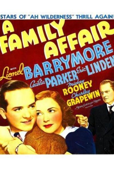 Caratula, cartel, poster o portada de El honor de la familia