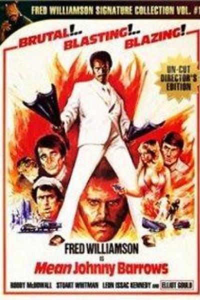 Caratula, cartel, poster o portada de Mean Johnny Barrows