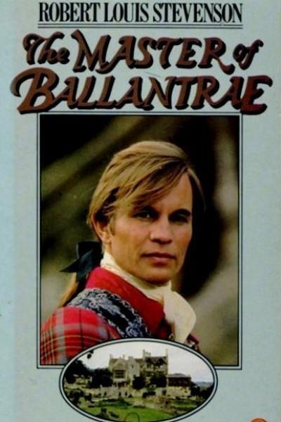 Caratula, cartel, poster o portada de El señor de Ballantrae