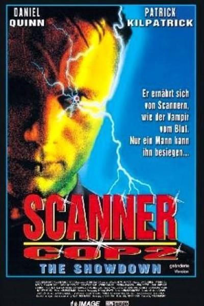 Caratula, cartel, poster o portada de Scanners 5: Scanner Cop 2
