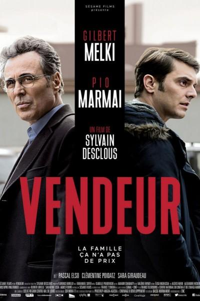 Caratula, cartel, poster o portada de Vendeur