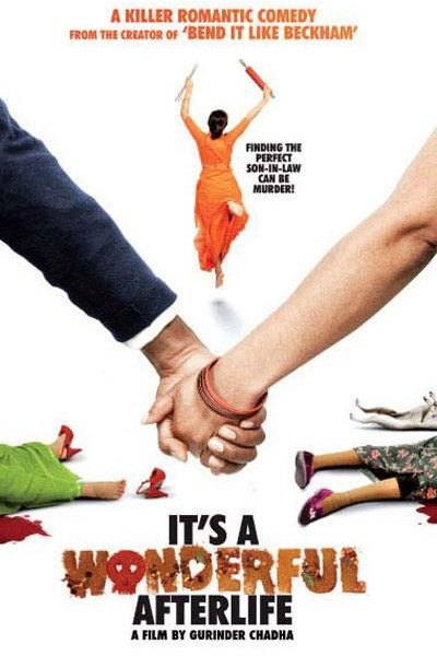 Caratula, cartel, poster o portada de It\'s a Wonderful Afterlife