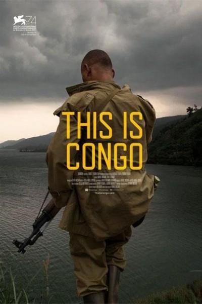 Caratula, cartel, poster o portada de This Is Congo