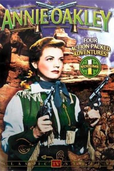 Caratula, cartel, poster o portada de Annie Oakley