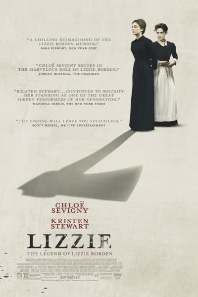 Caratula, cartel, poster o portada de Lizzie