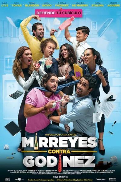 Caratula, cartel, poster o portada de Mirreyes vs Godínez