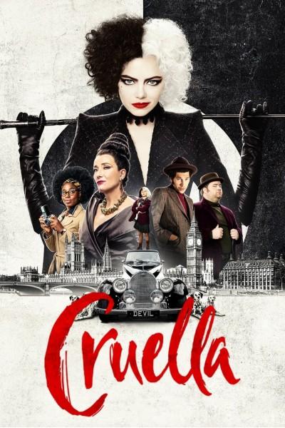 Caratula, cartel, poster o portada de Cruella